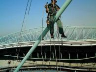 High Rope Access Works - Docklands 3
